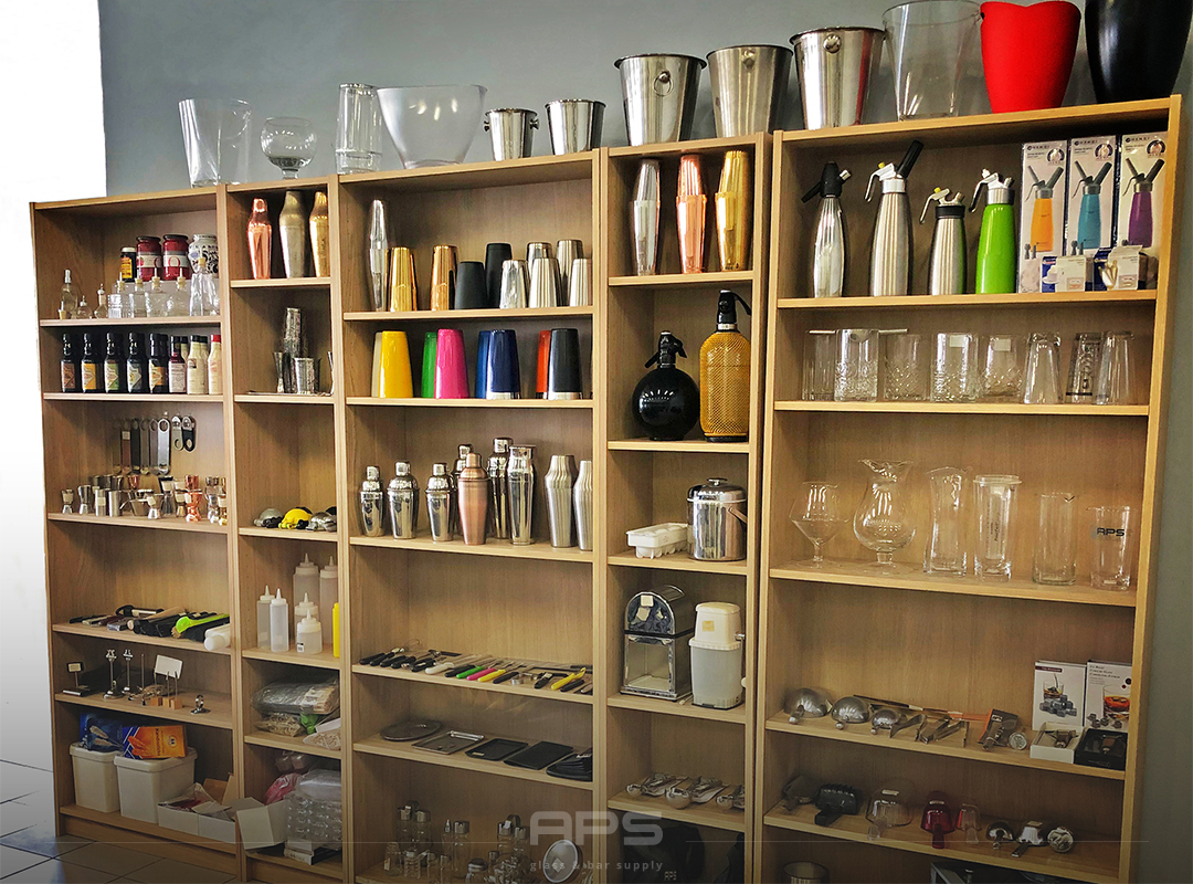 Sklep stacjonarny APS Glass & Bar Supply (APS Polska), ul. Korczunkowa 20, 05-503 Głosków